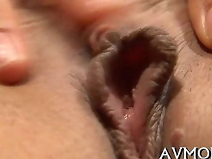 Moaning mama gets teased - 5 min