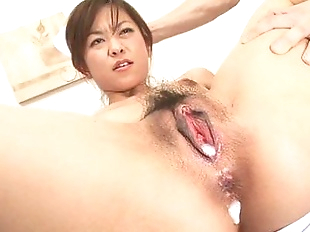 Miina is a violated nurse and enojys it - 8 min