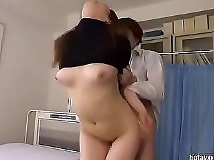 asian doctor gets creampied 28 min