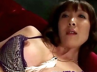 Asian housewife milf slut pussy toyed - 5 min