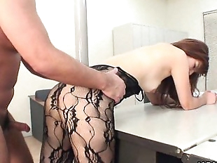 Farmer girl masturbates and sucks her uncle - 8..