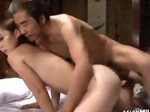 Milf Riding On Husband Cock Finishing With Hand..