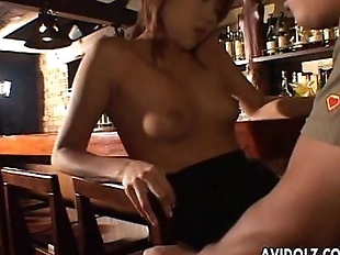 Ravaging the Asian slut and she gets it deep - 8..